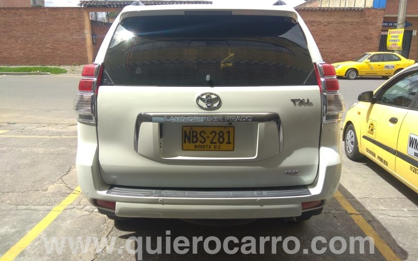 Toyota Full Equipo Mod. 2013