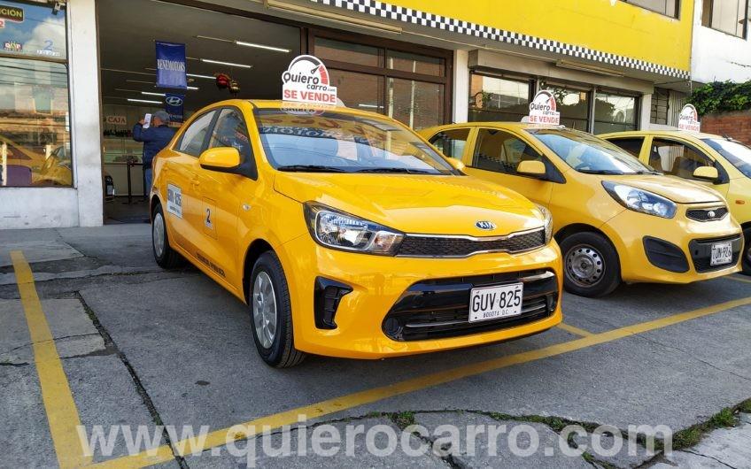 Taxi Kia sedan sephia Mod 2020