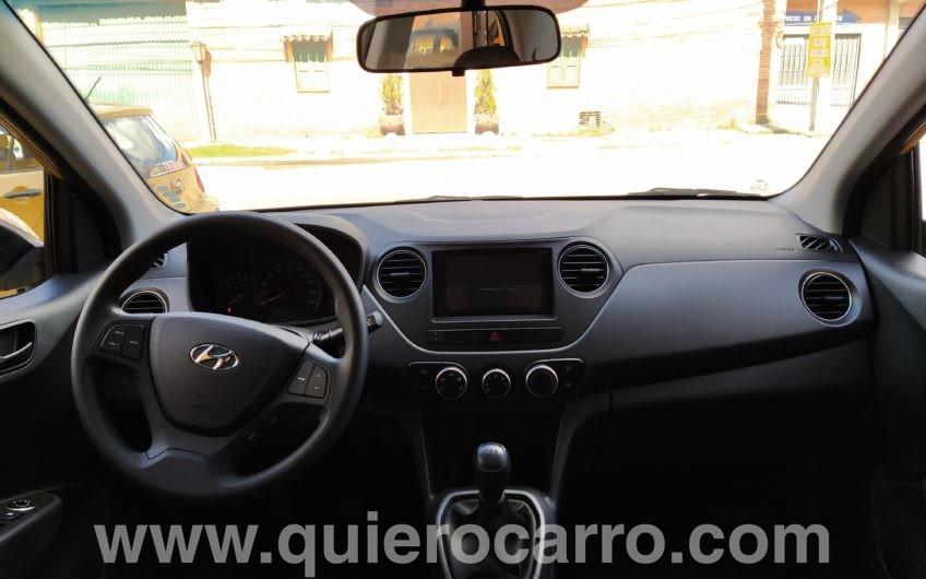 Taxi Hyundai i10 mod. 2020