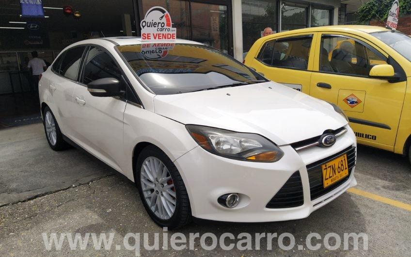 Ford Focus Automatico